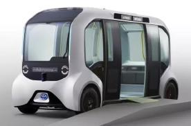 提前瞧瞧明年奥运会的场馆穿梭车,无人驾驶的