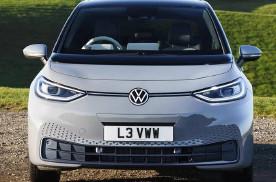 新款大众SUV海外实拍曝光 采用电动驱动