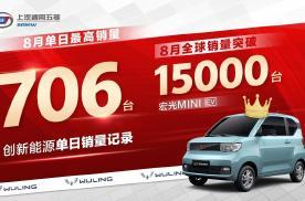 月销突破15000台!宏光MINI EV引领国内消费新趋势