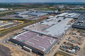 保时捷莱比锡工厂为电动Macan生产做好准备