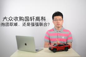大众汽车收购国轩高科,是抱团取暖,还是强强联合?