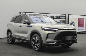 BEIJING X7全面接受预订将于六月上市