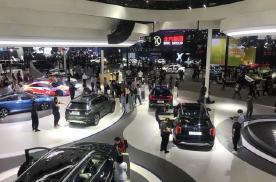 吐血盘点:2020北京车展一半是燃油车,一半是新能源