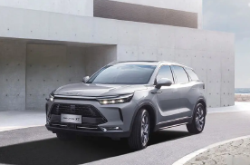 BEIJING-X7 PHEV将在北京车展首秀