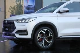 """15万级SUV价值首选,外观尺寸越级,远不止""""第一眼""""的豪华"""