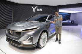 岚图首款量产概念车惊艳亮相,到底有哪些干货?