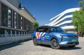 智能化的电动车很香吗?试驾威马W6 ACE极智版