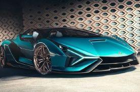 兰博基尼Aventador继任款车型 将首次采用混动系统