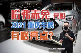 重庆车展哈弗赤兔亮相,车机成最大亮点?