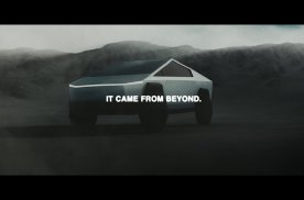 特斯拉Cybertruck新广告:自地底而来