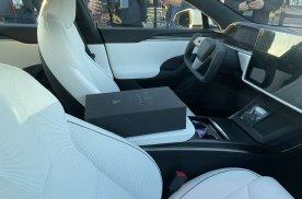 特斯拉Model S Plaid开始交付,来感受试驾的快乐