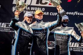 2020 WTCR房车世界杯首站开门红,领克车队独揽前三