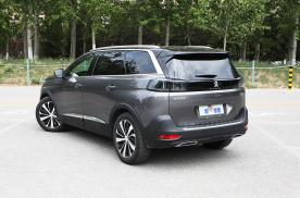 法系高颜值SUV,配备五种驾驶模式,解读新款东风标致5008