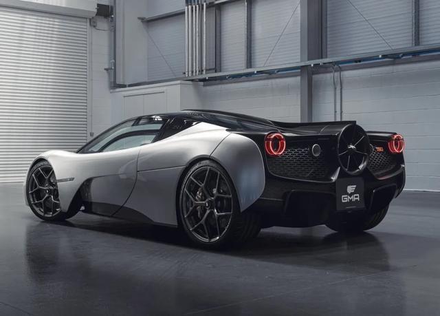 万转V12极致性能猛兽 GMA T.50发布