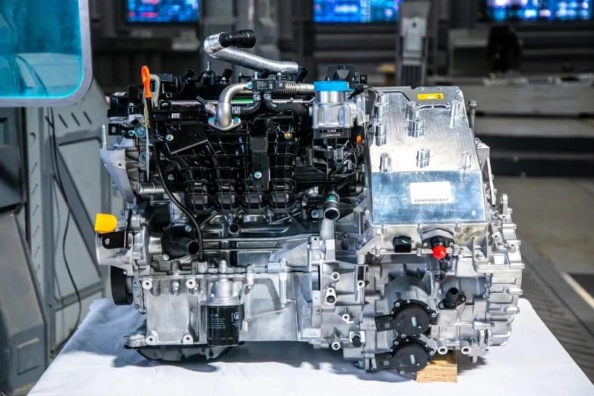 柠檬混动DHT来了,选长城还是选丰田双擎?