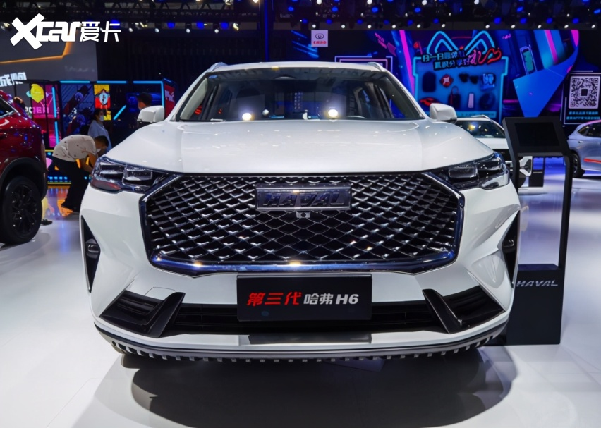 被买爆的十款SUV:H6砍下36万辆,本田CR-V成合资销冠