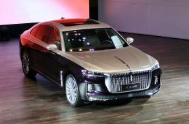 国产D级豪华车现身,气场堪比劳斯莱斯,奔驰S级地位被撼动?