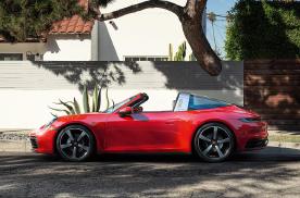 第八代911!优雅,奢华,独特:全新保时捷911 Targa
