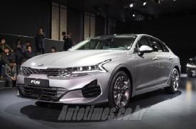 轴距加长45mm,全新起亚K5海外发布,将于明年在国内上市