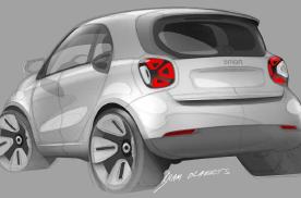 纯电smart明年国产,奔驰设计吉利造