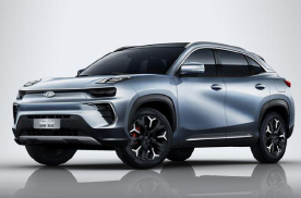 """续航里程可达510km 奇瑞新能源旗舰SUV更名""""大蚂蚁"""""""