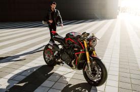 限量300辆的顶尖摩托车,奥古斯塔Rush 1000即将交车