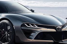 丰田新车计划曝光,看看哪款值得你等