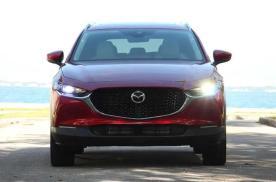 轿跑SUV再添新人,长安马自达CX-30售12.99万起