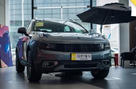 动力配置升级 领克01改款 国产紧凑级SUV