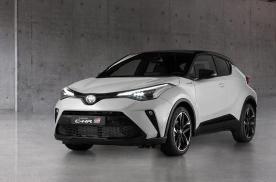 新款丰田C-HR GR Sport英国发售 有望今年国内亮相