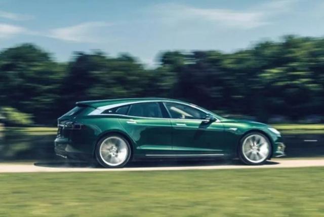 荷兰厂商打造Model S猎装版,造出一台就破产,变成绝版车