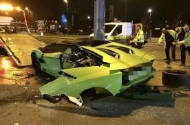 玛莎拉蒂撞宝马醉驾司机受轻伤,豪华跑车保命法宝你知道吗?