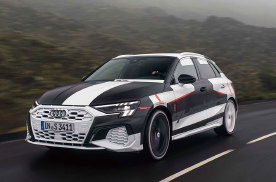 A3/高尔夫GTI领衔,紧凑级轿车占多数,日内瓦车展轿车预览