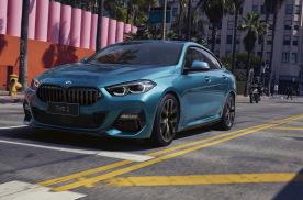 这台BMW四门轿跑车:快起来是驾驭速度,慢下来是享受生活