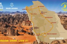【达喀尔相关】2021年达喀尔拉力赛,路线规划是啥样?