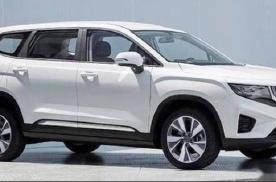 """吉利新时代一记""""上勾拳""""!将推出首款中型SUV VX11"""