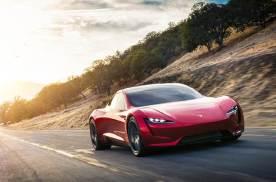 特斯拉发布新车Roadster官图 最高时速达400km/h