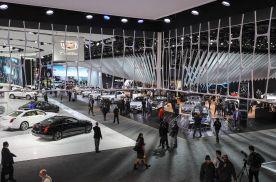 下半年即将开幕的五大车展已经安排好了,车市回暖指日可待