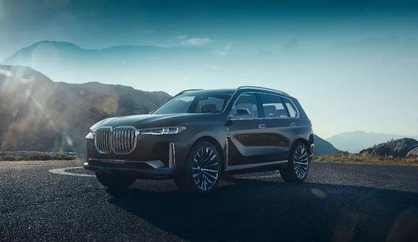 BMW-X7-插电式混合动力概念车