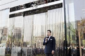 劳斯莱斯汽车上海·浦西徐汇滨江精品店焕美揭幕