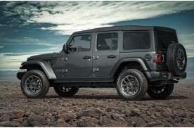 这车没人会不心动吧?Jeep牧马人周年纪念版,再现传奇!