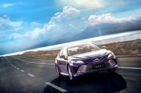 月销突破2万台 第八代凯美瑞推动中高级轿车高价值消费风潮
