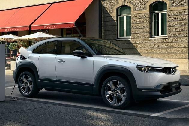 年产能或仅为5000辆 马自达全新纯电动SUV车型信息曝光