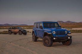牧马人也装V8?Jeep牧马人Rubicon 392发售