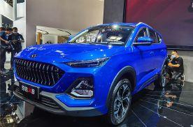 江淮的新车思皓X8 不能简单看成是大众共线的产品