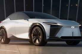 丰田纯电动专属中型SUV,汉兰达姊妹车亮相上海车展