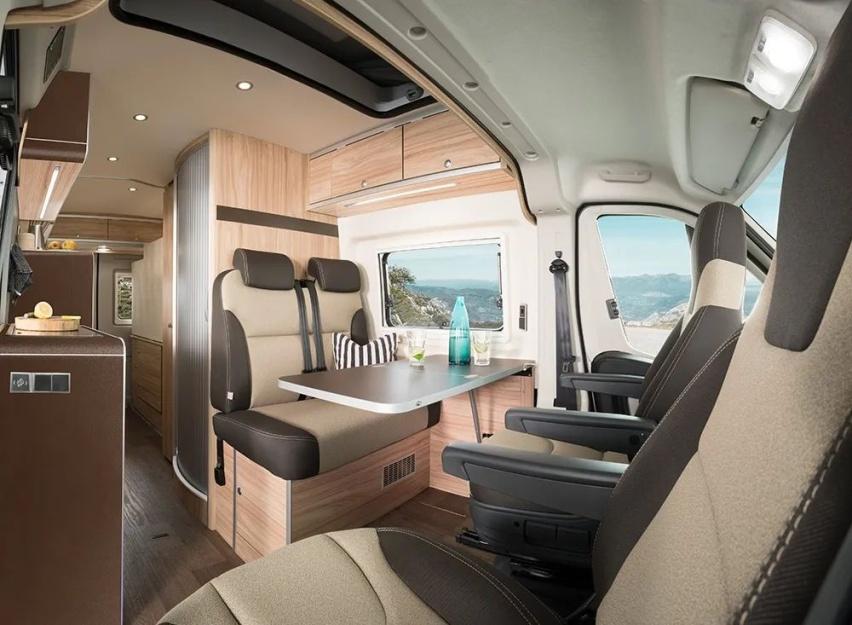 7.10上海房车展:追求高颜值,又追求高品质,高端的海姆朗宸房车满足你!