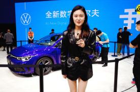 2020北京国际车展一汽-大众展台现场报道:全新第八代高尔夫