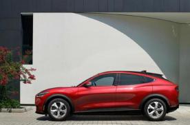 福特全电动Mustang Mach-E即将亮相北京车展