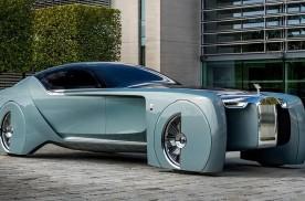 劳斯莱斯首款纯电汽车开发中,沿用Phantom底盘